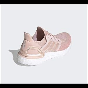 Adidas Ultra Boost 20 New in box Women's 11.5 PINK